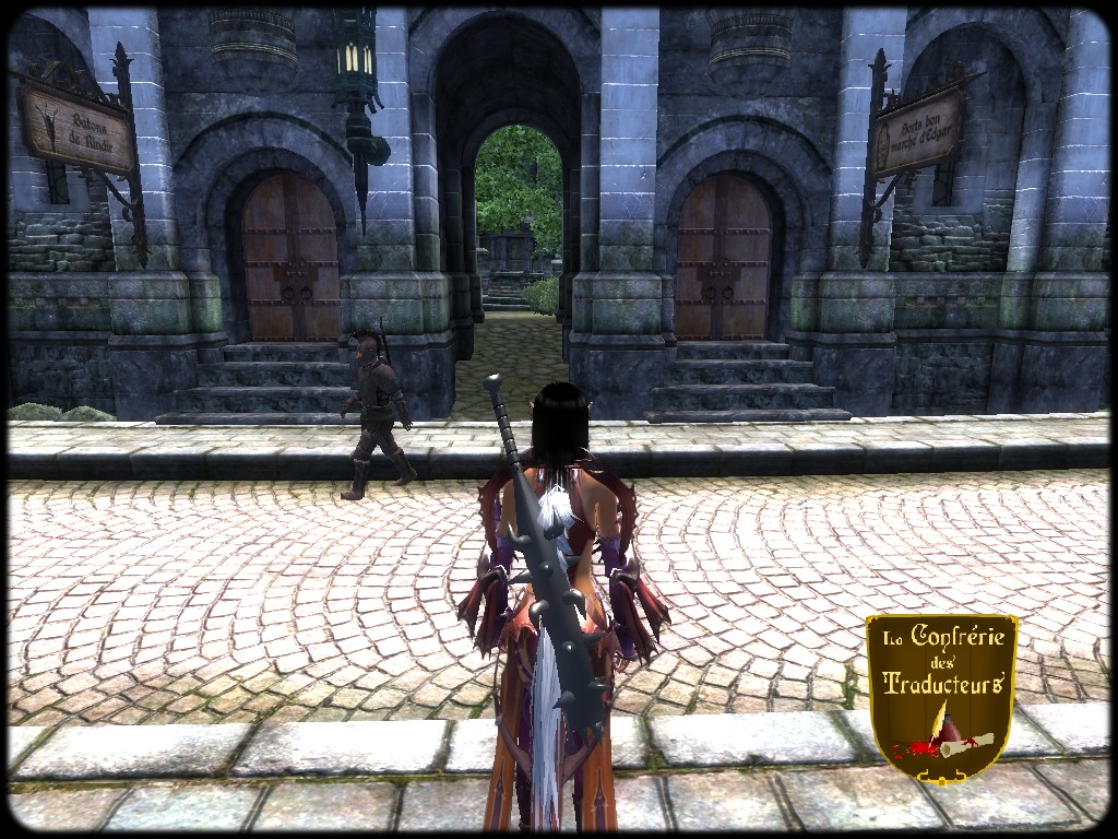 Patches and Fixes: The Elder Scrolls IV: Oblivion v12