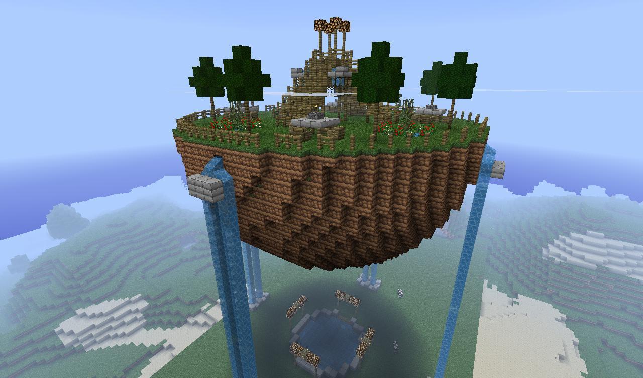 Célèbre Minecraft) Topic des permis de construire - Page 6 - La Confrérie  QJ01